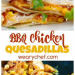 These BBQ Chicken Quesadillas Are A Quick And Easy Dinner …