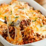 This Cheesy Beef & Macaroni Casserole Is A Easy To Put …