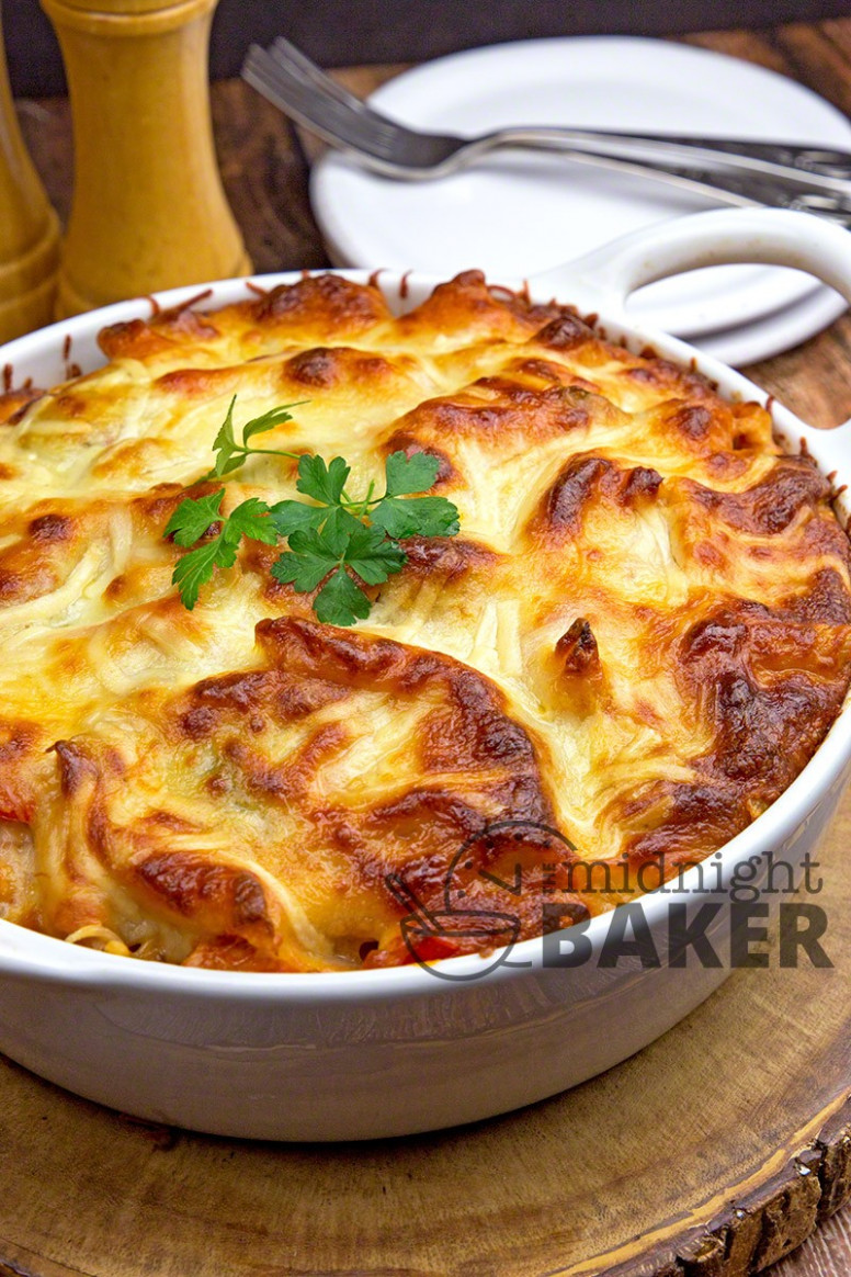 This Easy Italian Casserole Recipe Is Sure To Be A Hit ...
