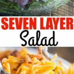 This Easy Seven Layer Salad Recipe Is A Classic Midwestern …