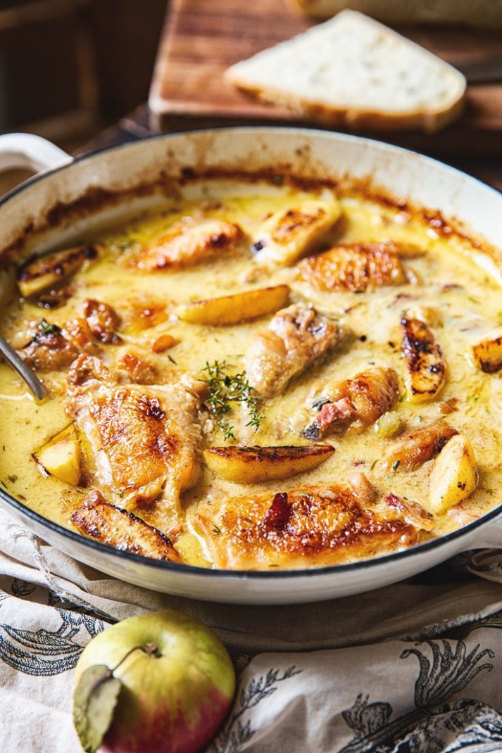 This French Chicken Casserole is going to be your new ...