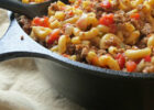 This Ground Beef Pasta Casserole is a family favorite ...