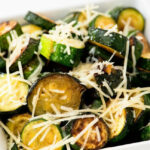 This Parmesan Zucchini And Eggplant Recipe Makes A Quick …