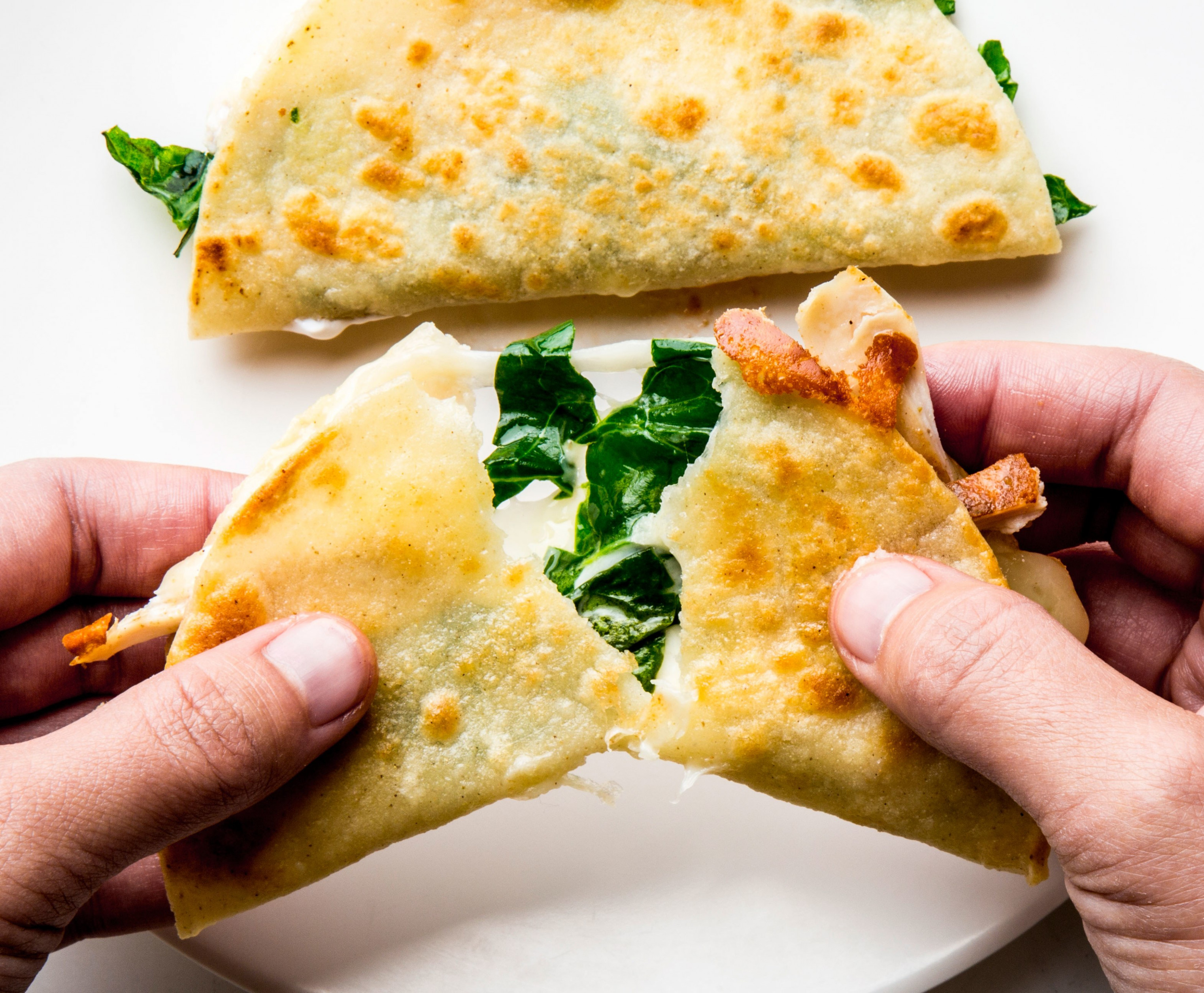 This Quesadilla Is The Most Acceptable Way To Eat Lots Of …