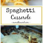 This Spaghetti Casserole Is An Easy Weeknight Dish That …