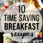 Time Saving Healthy Breakfast Recipes | Sweet Peas And Saffron