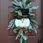 Tips And How To Create A Magical Snowman Wreath – My …