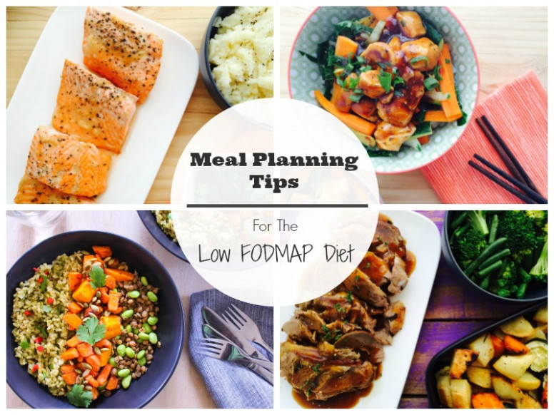 Tips For Creating Low FODMAP Meal Plans » A Little Bit Yummy