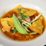 Toasted Tortilla Soup With Queso Fresco, Chicken And …