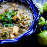 Tomatillo Chicken Stew Recipe | SimplyRecipes