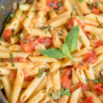 Tomato Basil Pasta | Easy Penne Pasta Recipe For Lunch Or …
