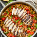 Tomato Basil Pasta With Balsamic Grilled Chicken – Recipe …