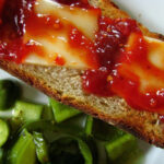 Tomato Jam With Havarti And Peppers