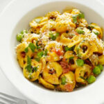 Tortellini With Peas And Prosciutto Recipe | Food Network …