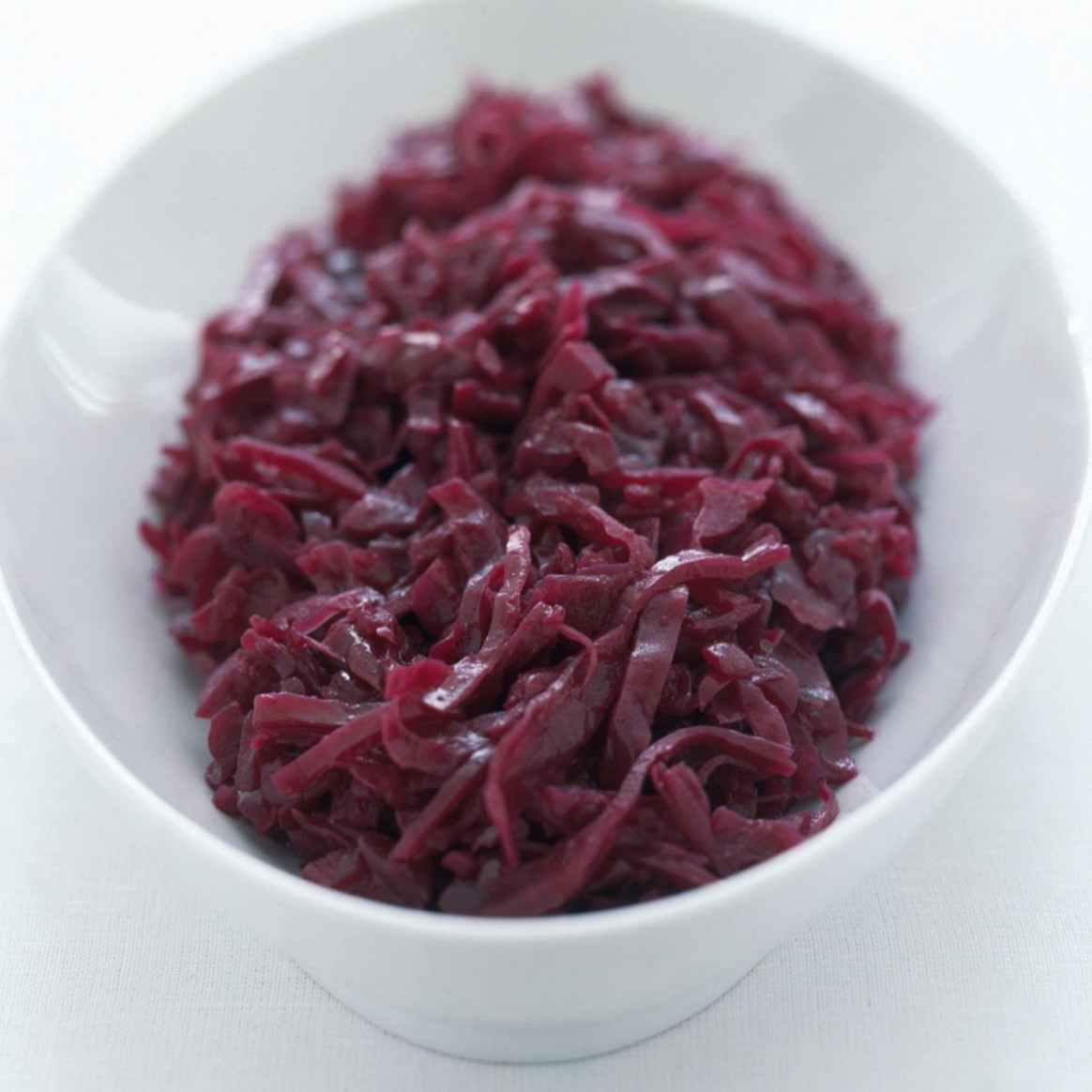 Traditional Braised Red Cabbage with Apples | Recipes ...
