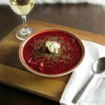 Traditional Ukrainian Red Borscht Soup | Recipe | Borscht …
