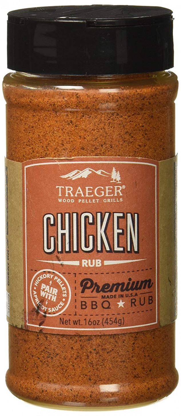 Traeger Chicken Rub, 8 Ounce