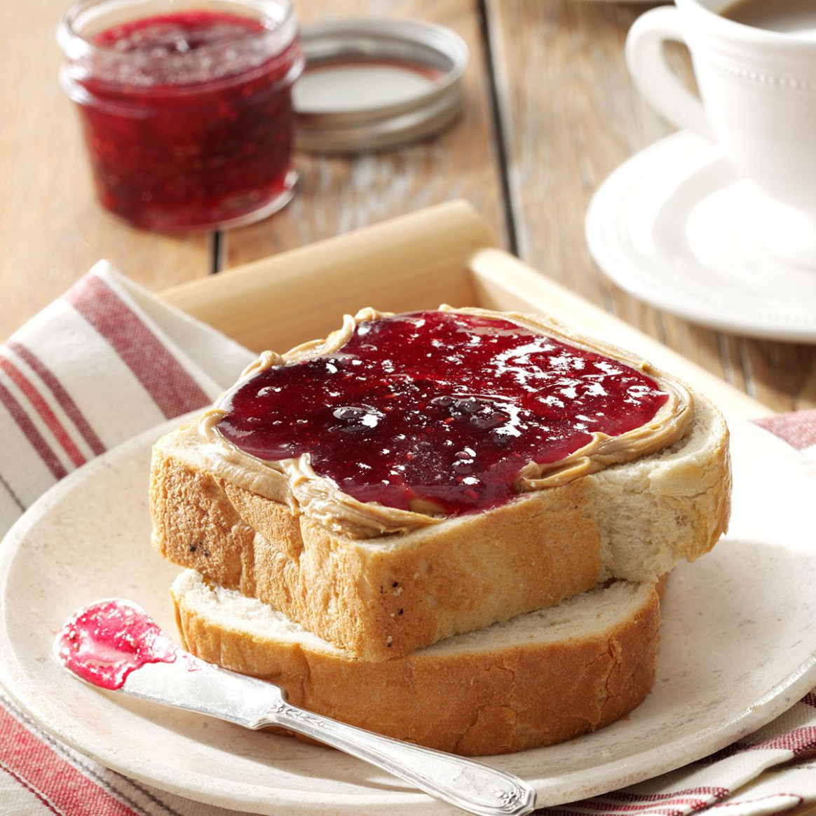 Tri-Berry Jam Recipe | Taste of Home