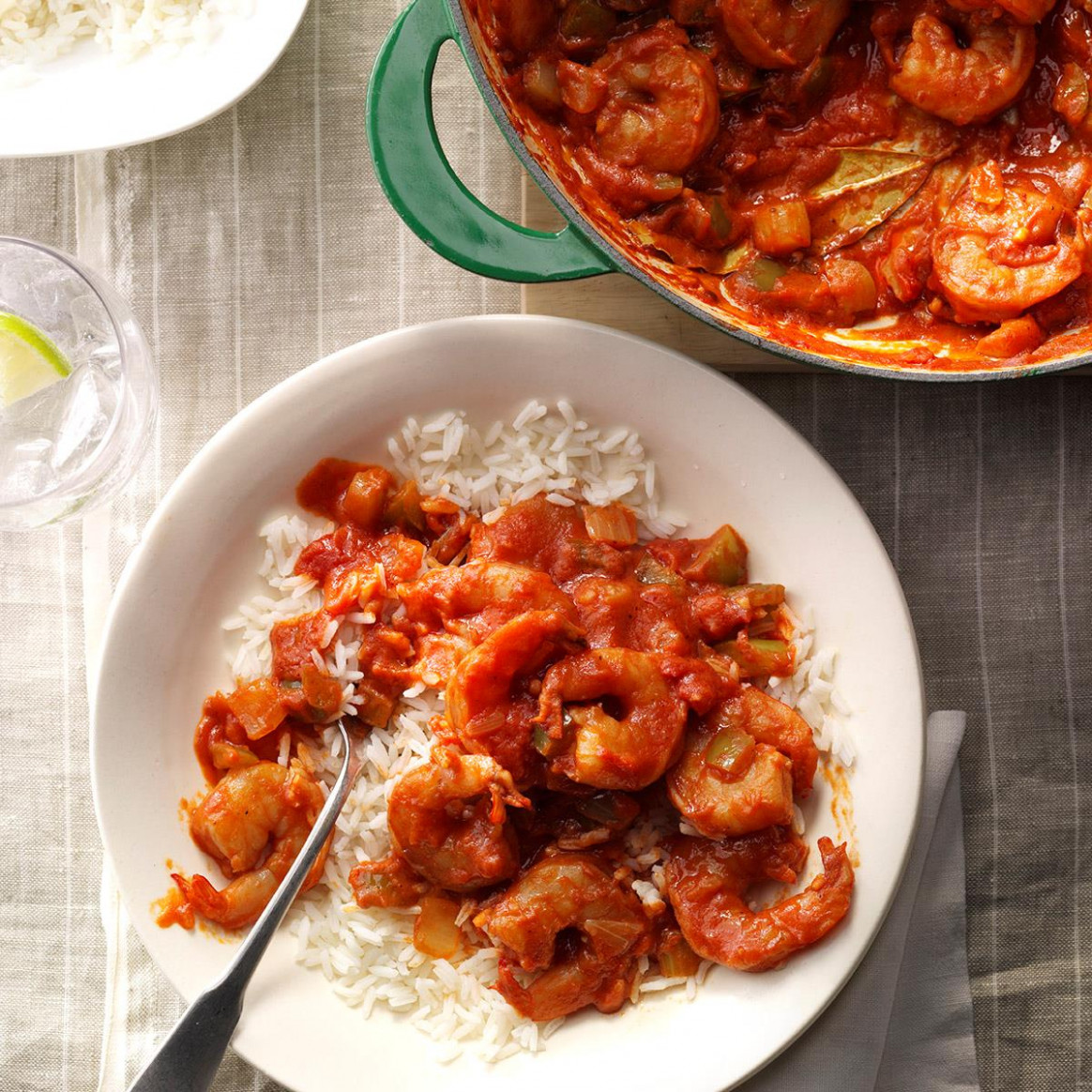 True Shrimp Creole Recipe | Taste of Home