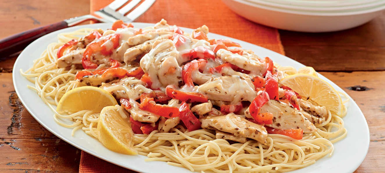 Try Italian Dinner Recipes - Kraft Recipes