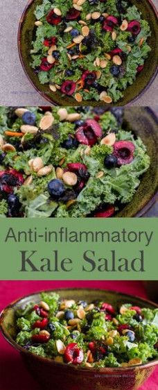 Try this Alkaline Super Salad for lunch or dinner any day ...