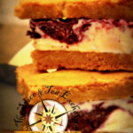 TSTE Blueberry Ice Cream Sandwich