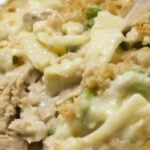Tuna Noodle Casserole With Cream Cheese....No canned soup ...