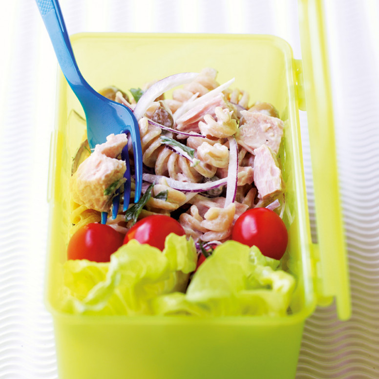 Tuna pasta salad | Healthy Recipe | Weight Watchers UK