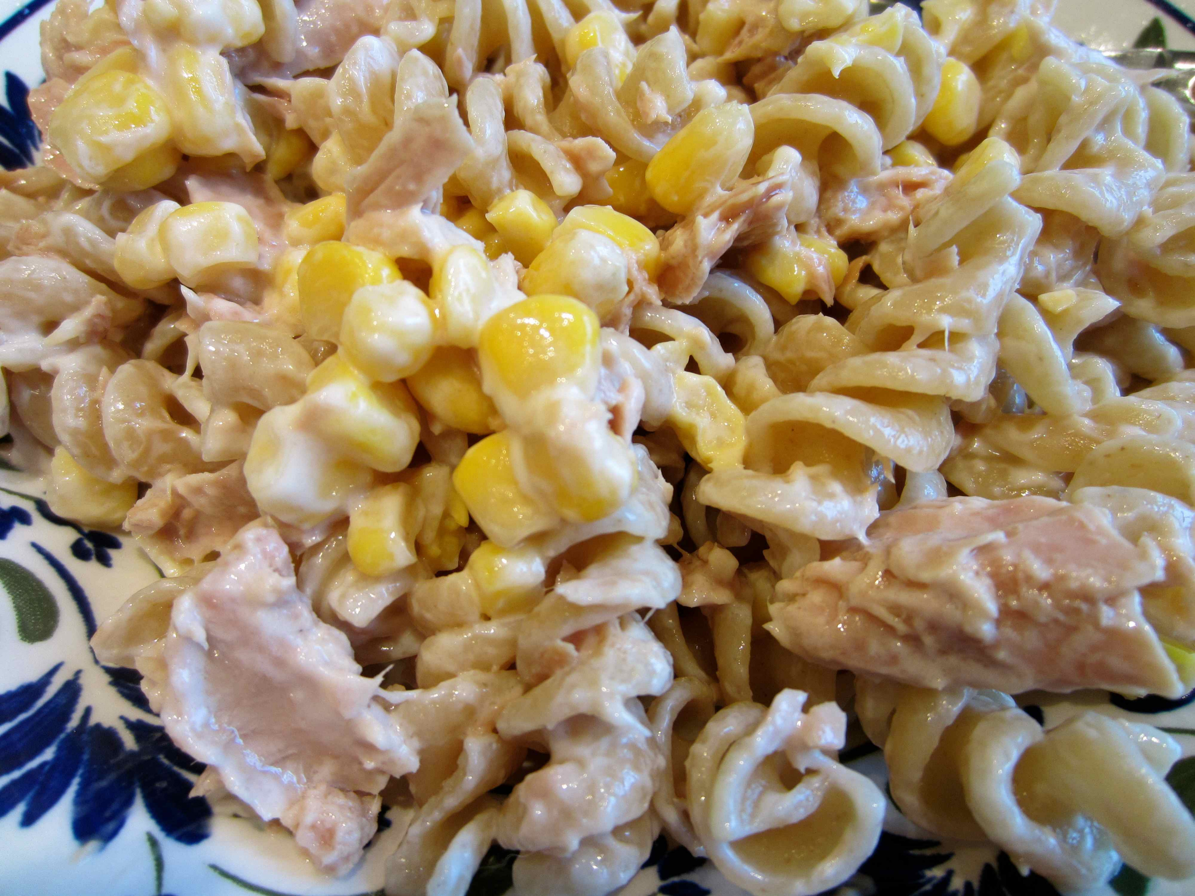 Tuna Pasta Salad Recipe — Dishmaps