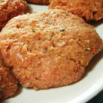 Turkey Burgers With Blue Cheese Spread – 07