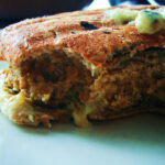 Turkey Burgers With Blue Cheese Spread – 28