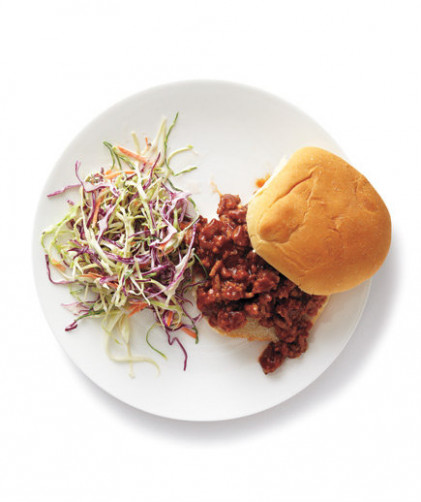 Turkey Sloppy Joes With Coleslaw | 10 Easy Ground Turkey ...