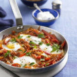 Turkish One Pan Eggs & Peppers (Menemen) Recipe | BBC Good …