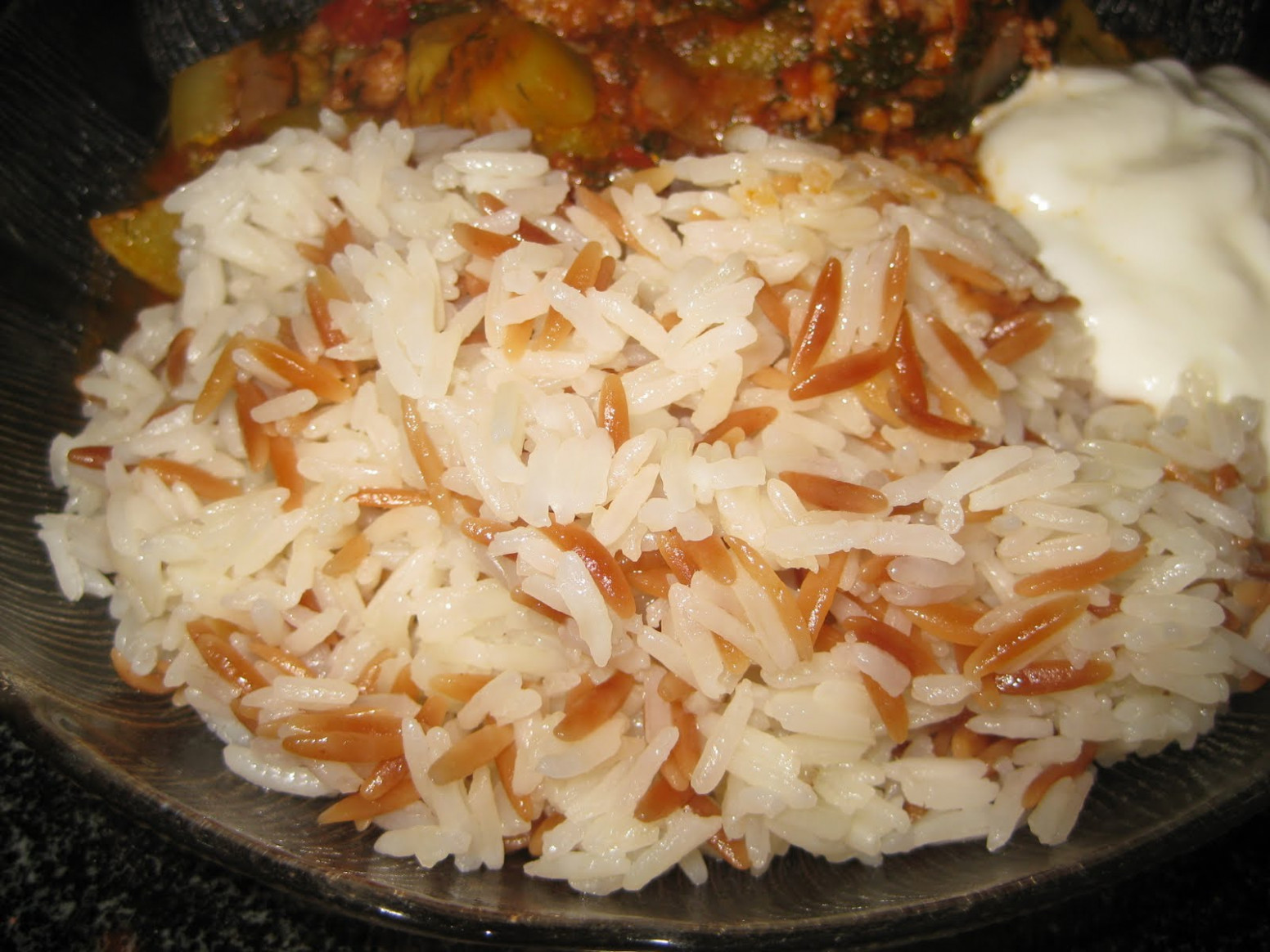 Turkish Rice Recipe | RecipeDose - Quick And Easy Cooking ...