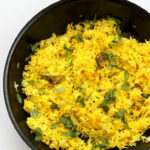 Turmeric Lemon Rice Recipe – 10 Minutes – Vegan Richa