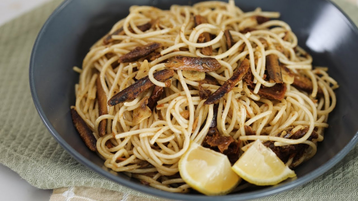 Tuyo Pasta Recipe | Yummy Ph
