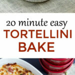Twenty Minute Easy Tortellini Bake | Recipe | Eat This …