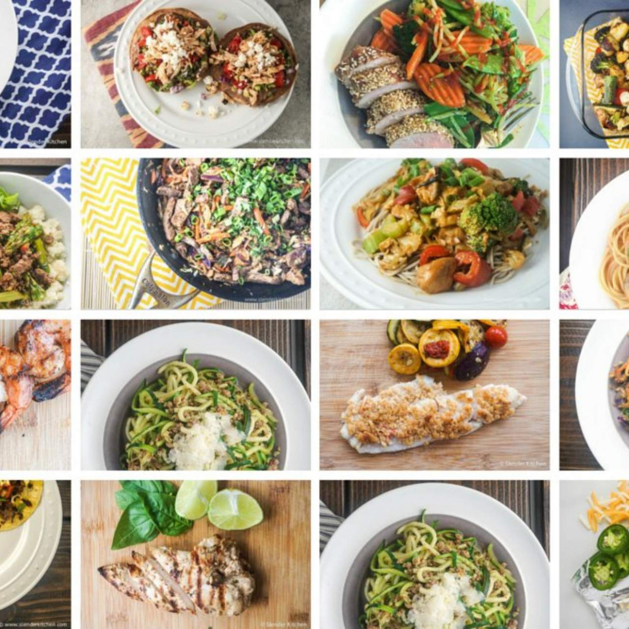 Twenty Quick and Easy Dinners Under 10 Calories - Slender ...