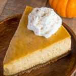 Ultimate Pumpkin Cheesecake – Dinner, Then Dessert