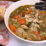 Uncle Ben's Chicken And Wild Rice Soup | Today's Creative Life