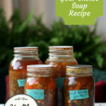 "USDA's ""your Choice"" Soup Recipe – Healthy Canning"