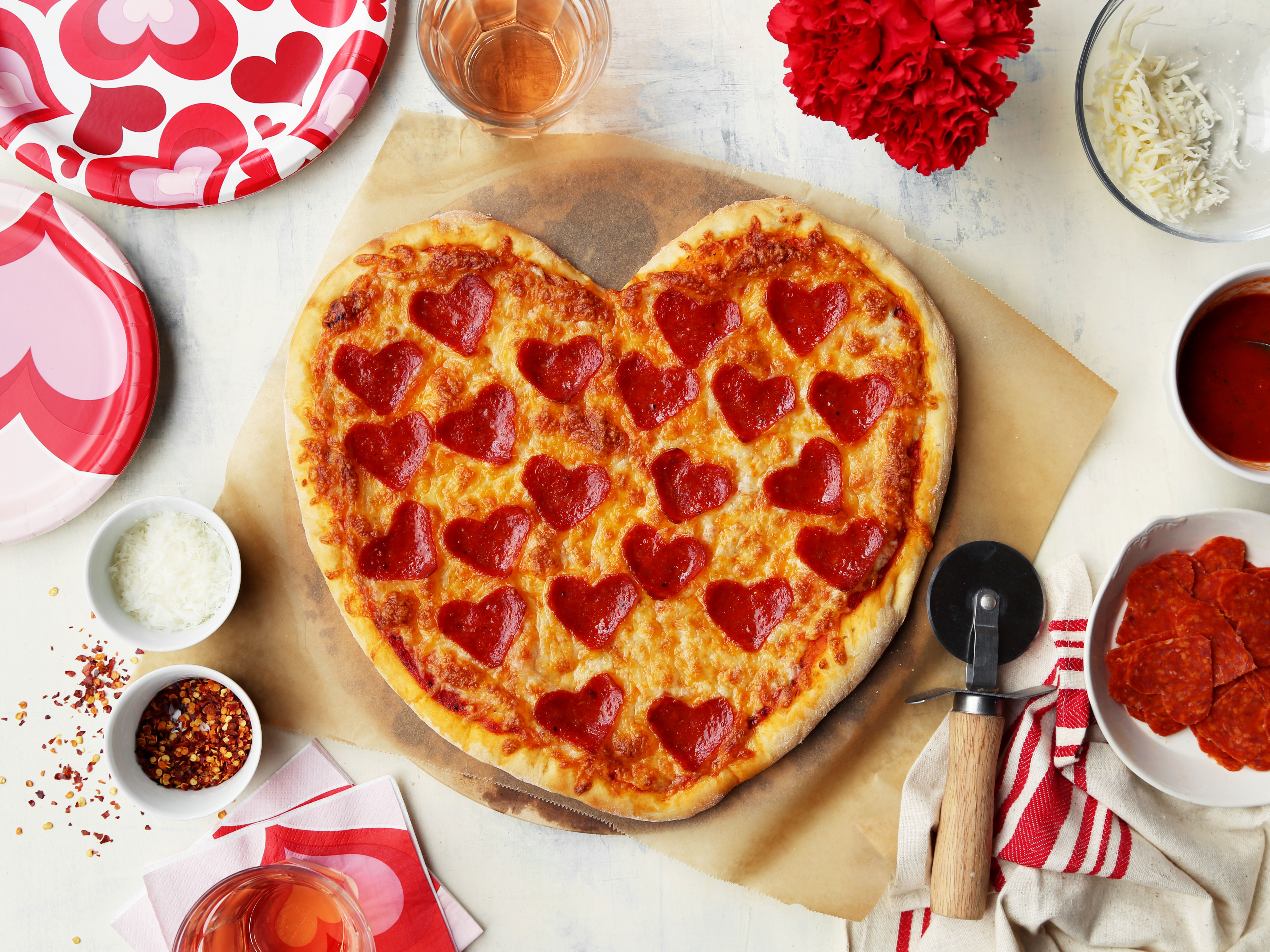 Valentines Day: Recipes, Tips, Ideas And More - Food