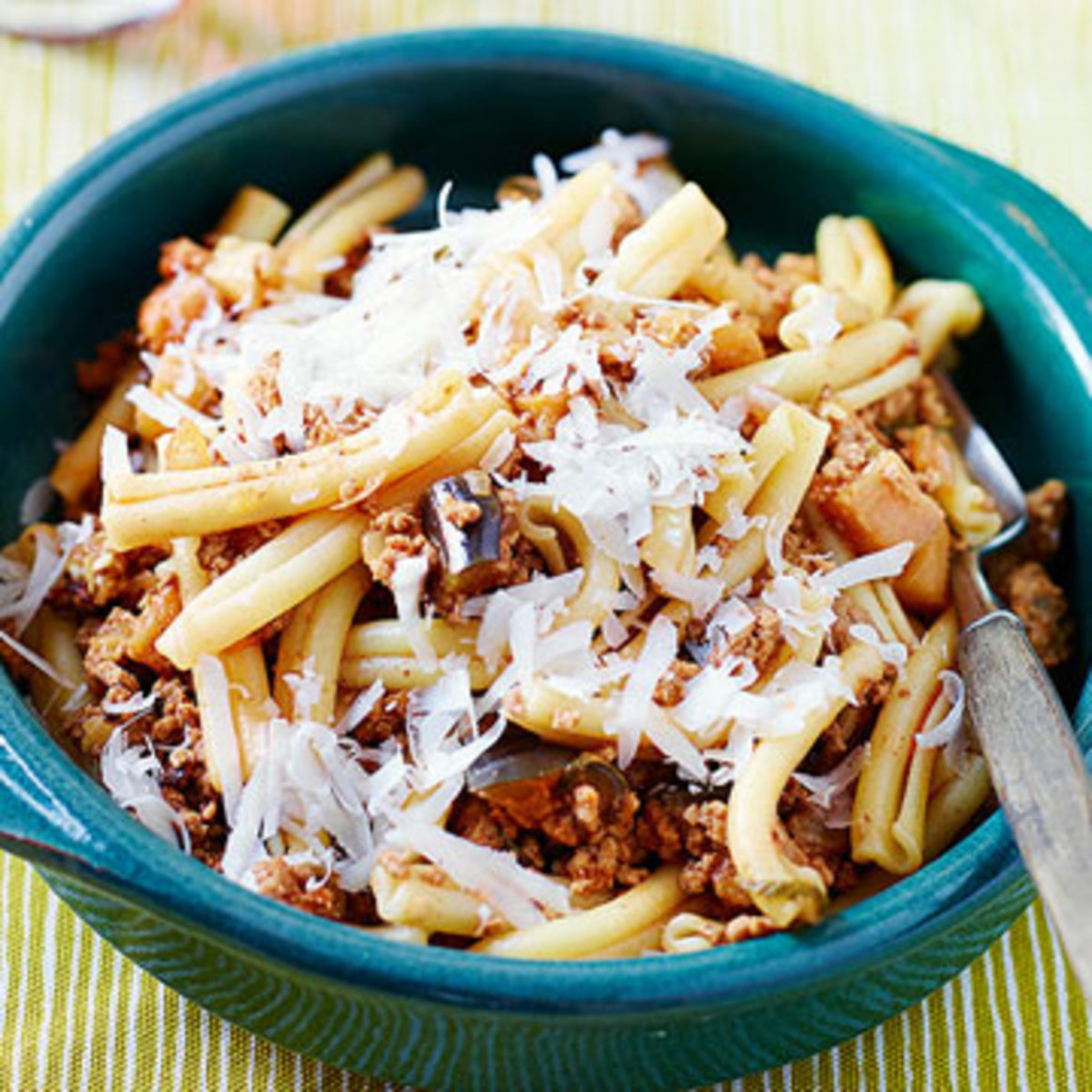 Veal & Eggplant Ragu - Rachael Ray Every Day