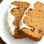 Vegan Carrot Cake Recipe With Cashew Cream Frosting …