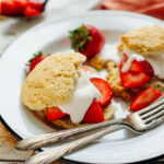 Vegan Gluten Free Strawberry Shortcake | Minimalist Baker …