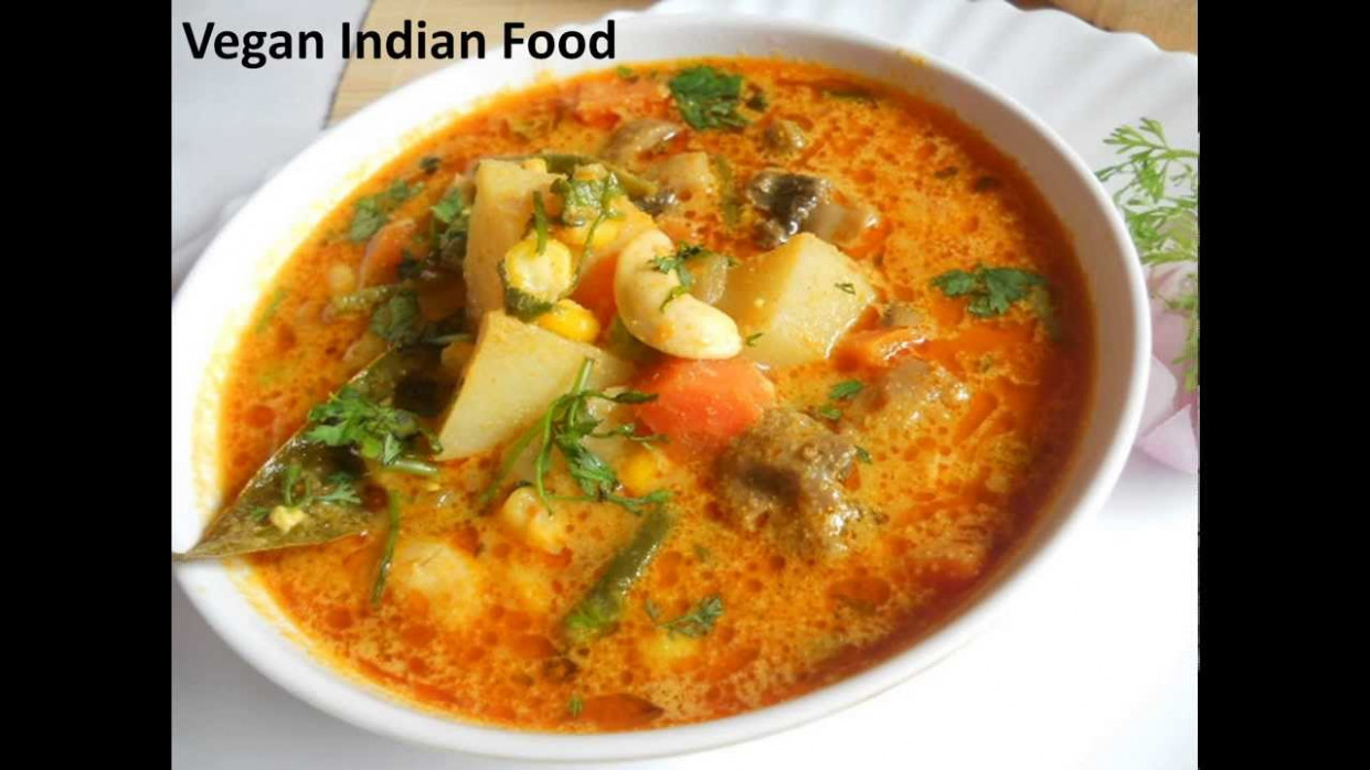 Vegan Indian Food,Vegan Indian Dishes,Indian Recipes ...