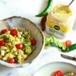 Vegan Pasta With Nutritional Yeast | Baketitude