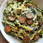 Vegan Roasted Kale Pesto Pasta | Recipe | Recipes From …