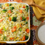 Vegetable Noodle Casserole Recipe | Taste Of Home