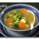 Vegetable Soup | How To Make Easy Vegetable Soup – Foods …